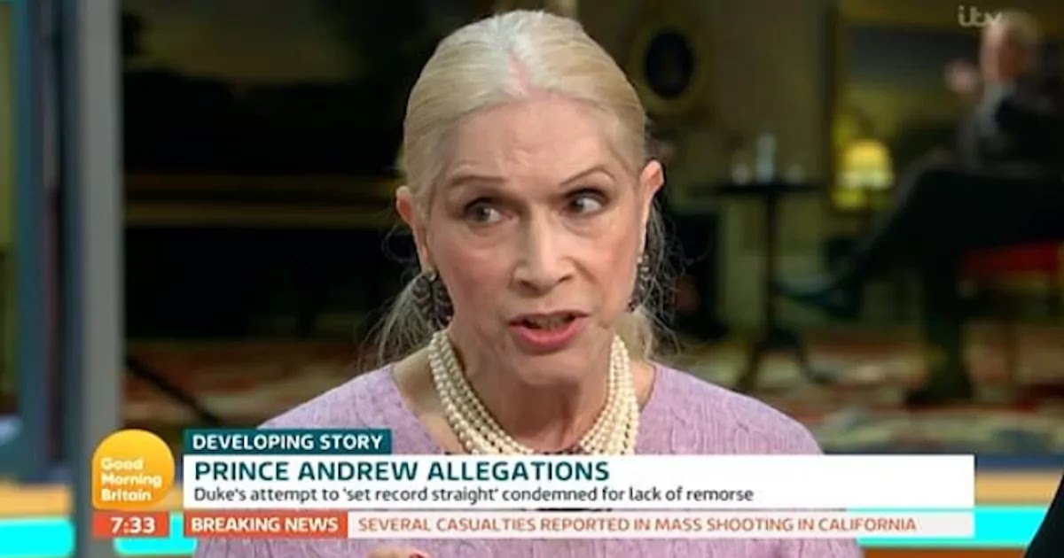 Royal Biographer Defends Prince Andrew Claiming That Soliciting Sex From Minors Is Not Pedophilia