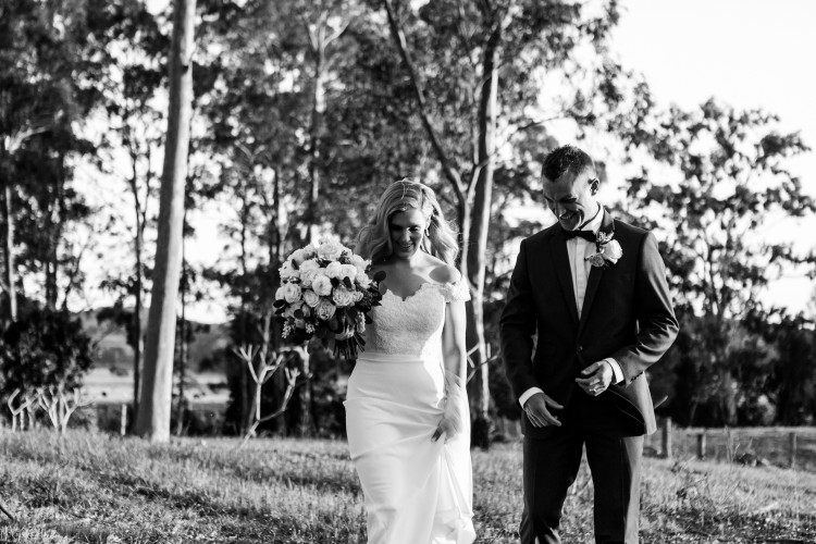 SUNSHINE COAST WEDDING THE ROCKS VENUE PHOTOGRAPHER