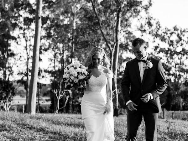 ➳ JESS AND JAKE | REAL WEDDING THE ROCKS YANDINA {LINDY PHOTOGRAPHY}