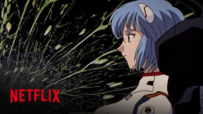 Neon Génesis Evangelion aterriza este Junio en Netflix