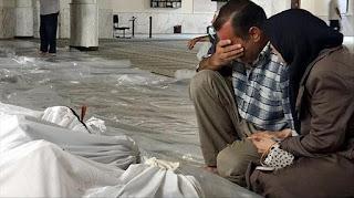 Lagi, Belasan Sipil di Idlib Tewas dalam Serangan Rezim Syiah Suriah