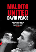 Portada de Maldito United de David Peace