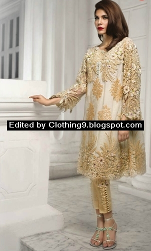 Ammara Khan Formal Collection 2015