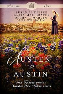 Heidi Reads... Austen in Austin by Susanne Dietze, Anita Mae Draper, Debra E. Marvin, Gina Welborn