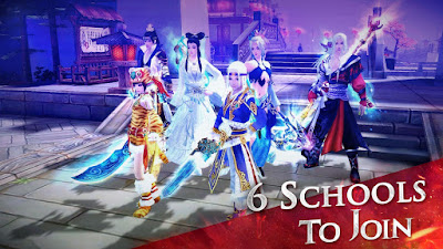 age of wushu mod apk android full version