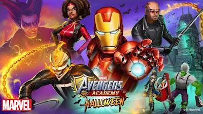 Marvel Avengers Academy Mod Apk2