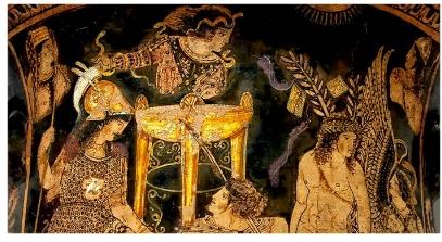 Περί της σημασίας των μορφών στην Ζωγραφική της Ελληνικής Αγγειογραφίας