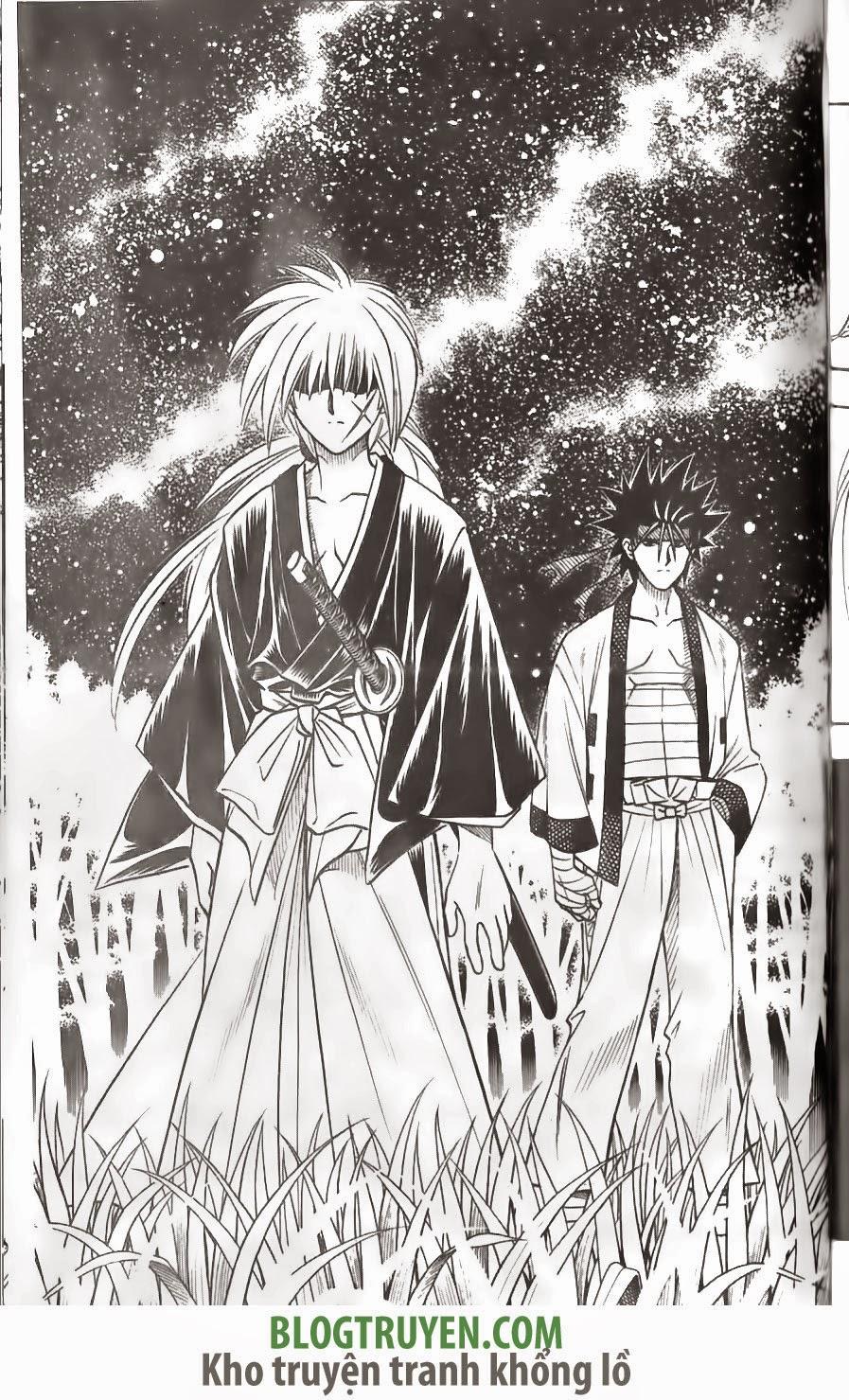 Rurouni Kenshin chap 155 trang 18