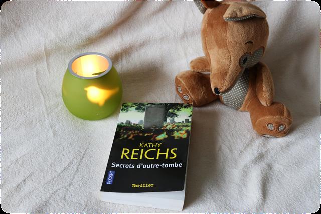 Secrets d'outre-tombe de Kathy Reichs
