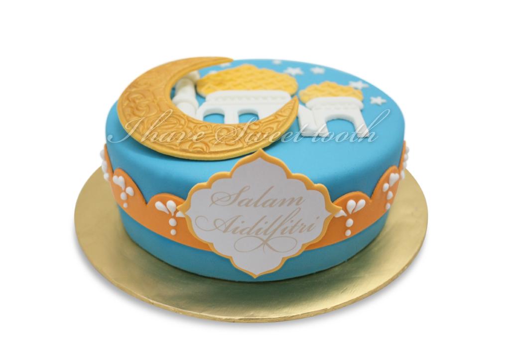 Beautiful Cake Eid Al-Fitr Food - Raya  HD_85511 .jpg