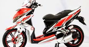 Modifikasi Yamaha Xeon