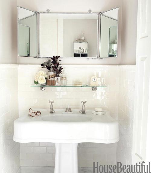 "Pretty Bathrooms: High Street Market: Dear House Beautiful ""Bathroom Of The"