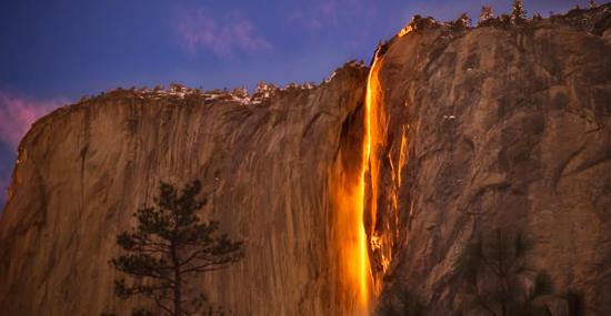 Cachoeira de lava - Não é o que você está pensando - Capa