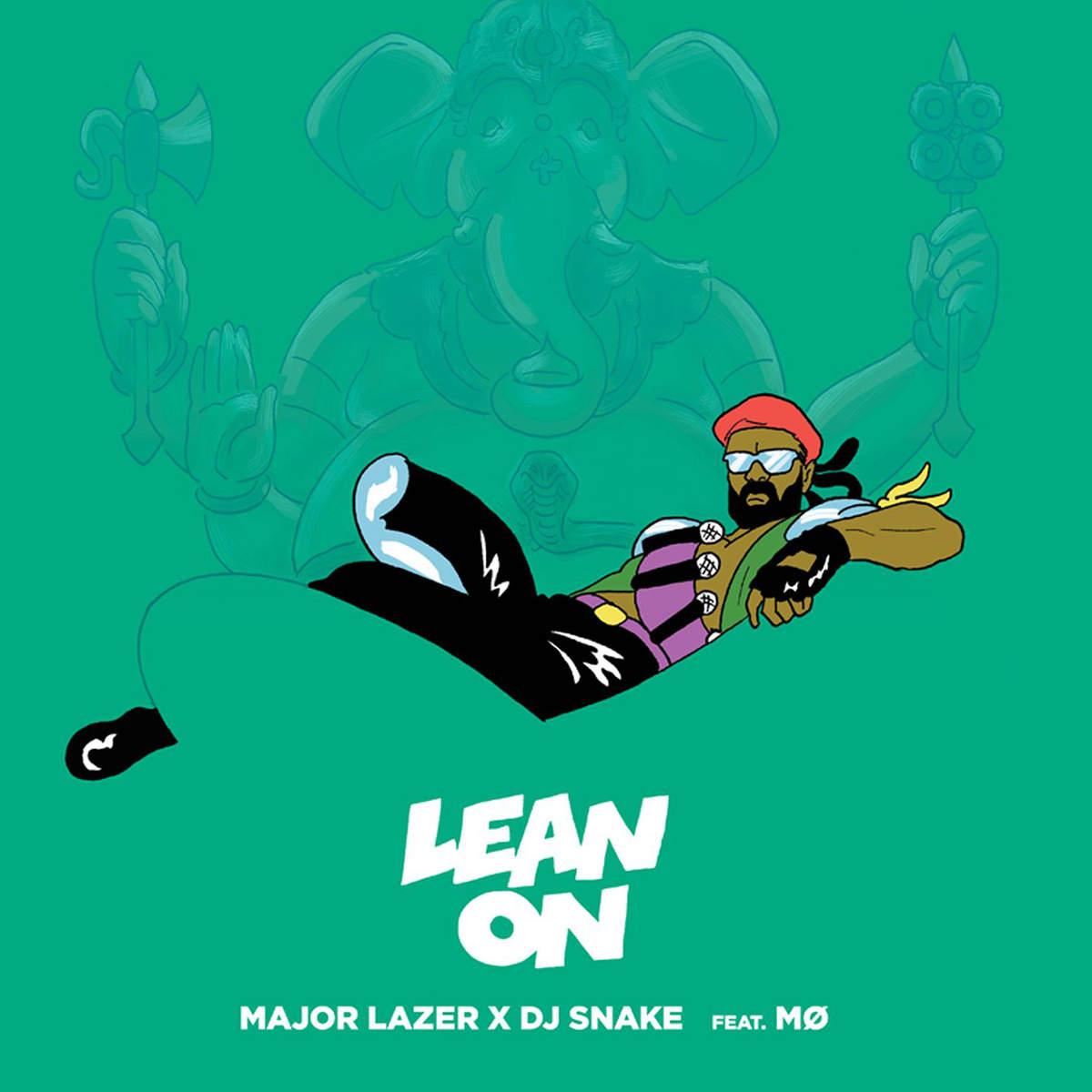 Major Lazer, Lean On, Mo, dancehall, moombahton