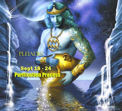 18 - 24 септември ~ Плеядите