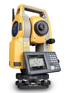 Total Station Topcon OS Series