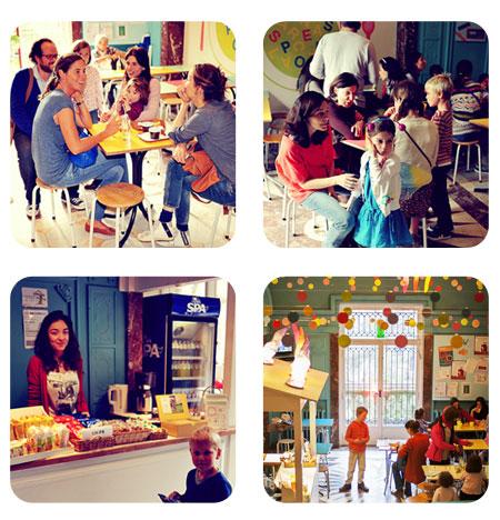 Cafe Musée des enfants