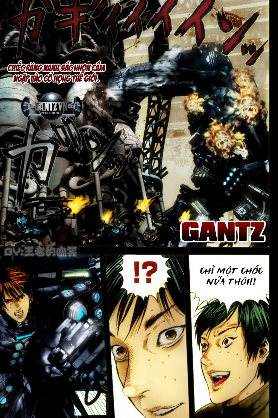 Gantz chap 364 trang 1