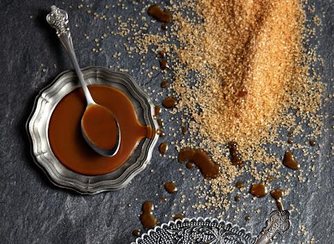 Sos karmelowy z nutą wanilii
