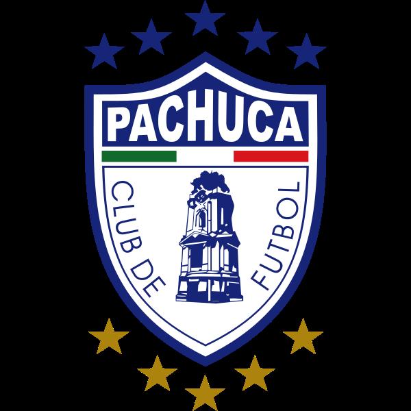 Logo Klub Sepakbola Pachuca PNG