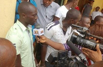journalists kdinapped ijaw militants