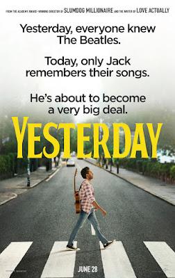Yesterday 2019 Movie Poster 1