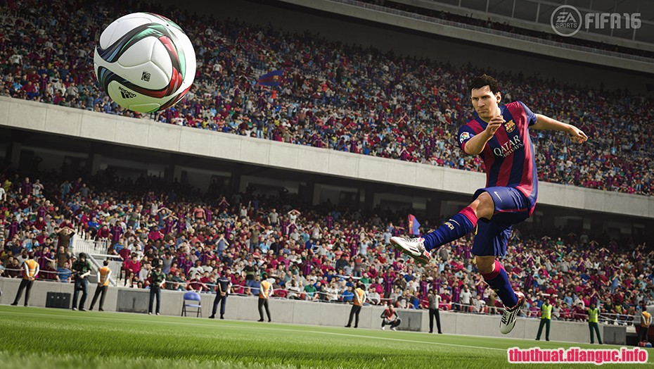 Download FIFA 16 Full ISO