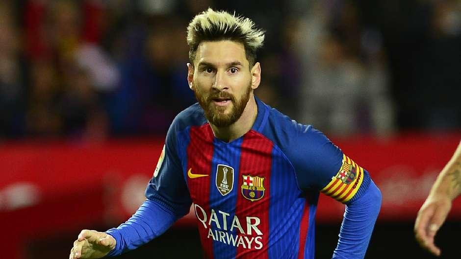 Messi Cetak Gol ke 400 Bersama Barcelona