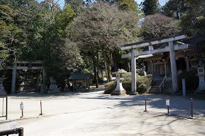建水分神社(南河内郡千早赤阪村) 摂社南木神社