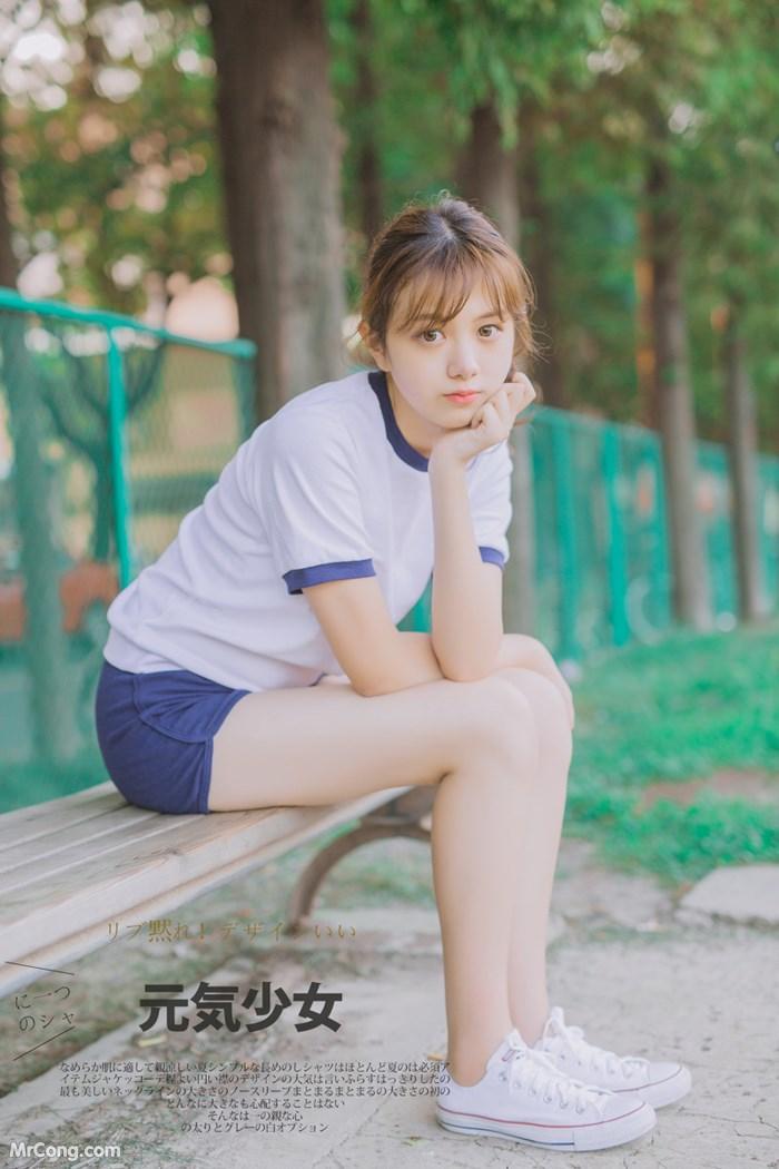 Image School-girls-by-Ronnie-MrCong.com-006 in post Những cô nàng nữ sinh xinh đẹp mê mẩn người xem chụp bởi Ronnie (96 ảnh)