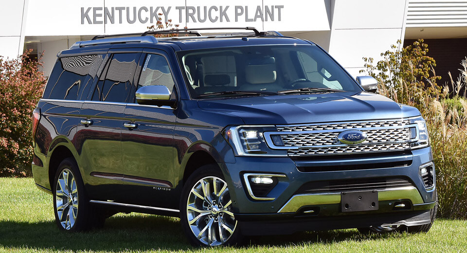 Ford Kicks Off Production Of 2018 Expedition In Kentucky