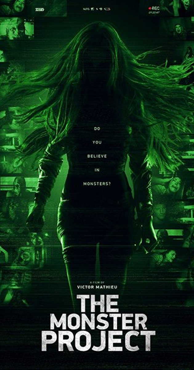 The Monster Project [2017] [DVDR] [NTSC] [CUSTOM HD] [Subtitulado]