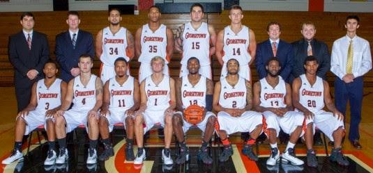 2014 15 Kentucky Wildcats Men S Basketball Team: Big Blue Corner: Kentucky Vs. Georgetown College Pre-View