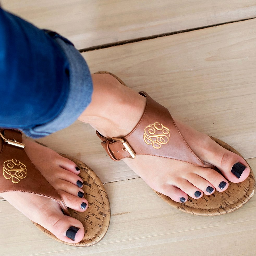 Personalized Sandals