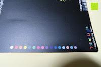 Farben: Bonlux Bewegung aktiviert LED-WC-Nachtlicht 16 Farben ändern Batteriebetriebene automatische Sensor-LED-Nachtlicht für Badezimmer Waschraum -WC-Schüssel Sitz Lampe [Energieklasse A+]