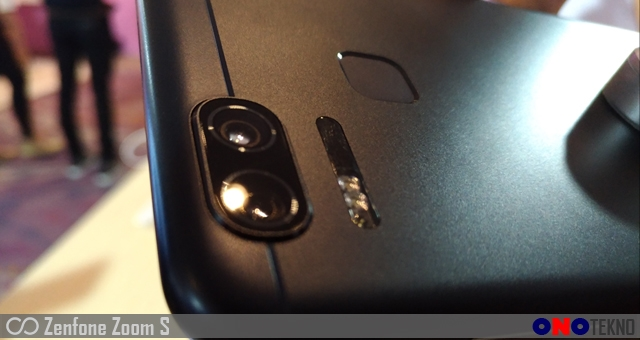 Hands on Asus Zenfone Zoom S