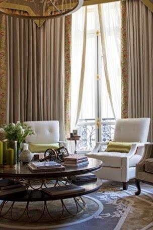 NOIR BLANC Un Style Appartement De Pur Grand Luxe Paris