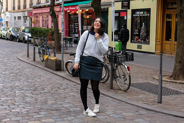 ❤ |#Look|: Le Pull Chamallow