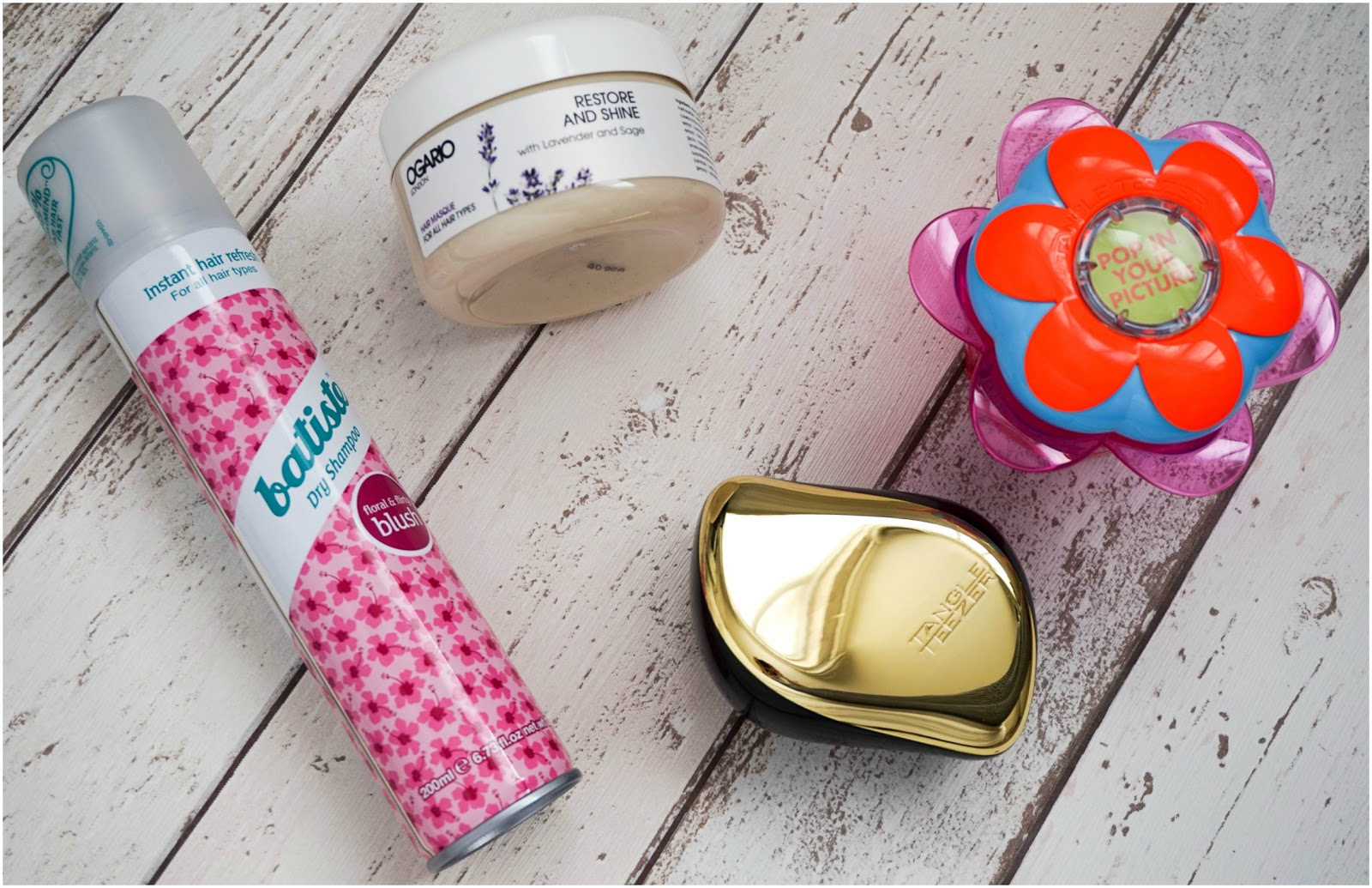 Hair Heroes ft. Ogario London, Batiste & Tangle Teezer
