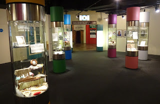 Collector's World exhibition at the Portland Basin Museum in Ashton-under-Lyne
