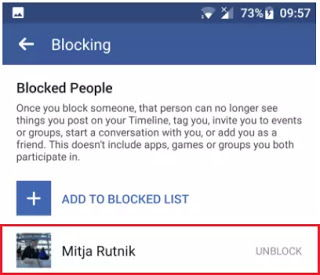 How to Block & Unblock a Friend On Facebook | View Blocked Facebook List
