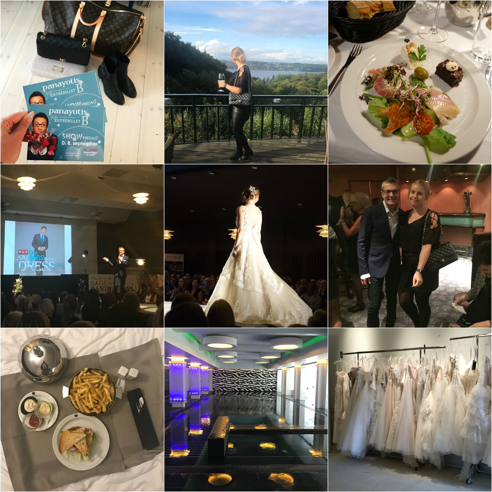 <center>Say Yes to the Dress + Meeting Randy Fenoli</center>