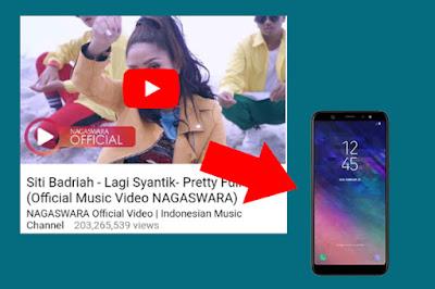 5 Cara Terbaru Mendownload lagu Dari Youtube Ke Android Dengan Cepat