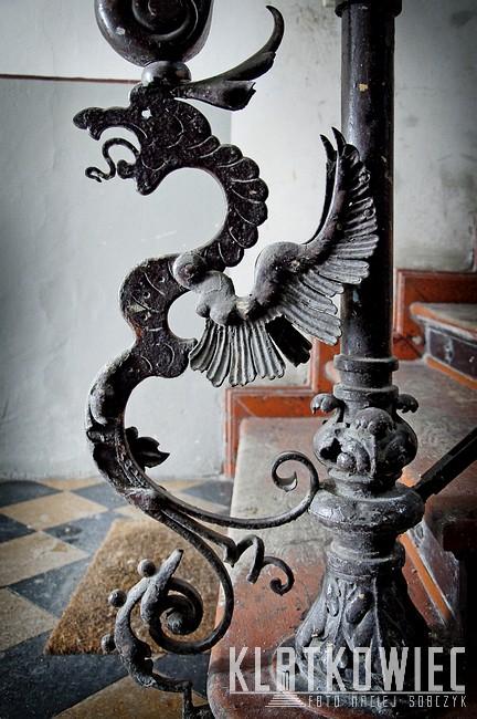 Krotoszyn: zwieńczenie balustrady