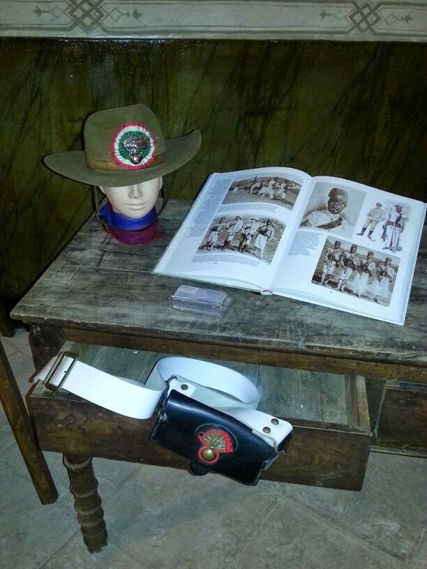 Canosa di Puglia (Bat). Mostra storica dei carabinieri  CRONACA DEI CC.  ALL INTERNO  d6f3dd3f0844