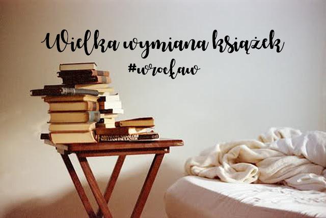 Wielka wymiana książek #wrocław