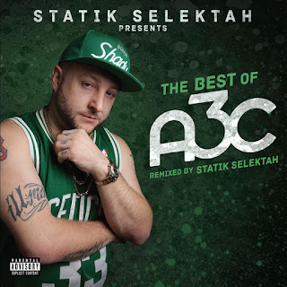 Statik Selektah - The Best Of A3C  (2016) - Album Download, Itunes Cover, Official Cover, Album CD Cover Art, Tracklist