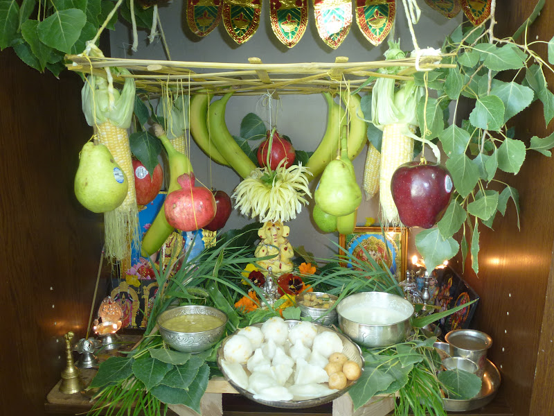 home decoration ideas for ganesh chaturthi food from my kitchen happy ganesha chathurthi ganesh 13418