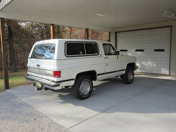 Chevy K5 Blazer For Sale >> Original Chevy K5 Blazer | Auto Restorationice