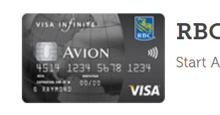 Canadian Rewards: RBC Avion Visa Infinite: get up to 30000 ...